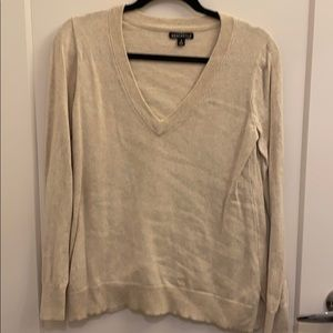 Gently Worn J. Crew Factory V Neck Sweater Small